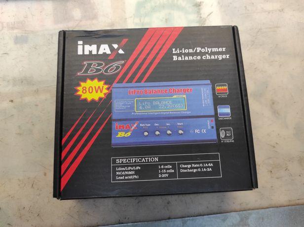 Carregador baterias imax b6