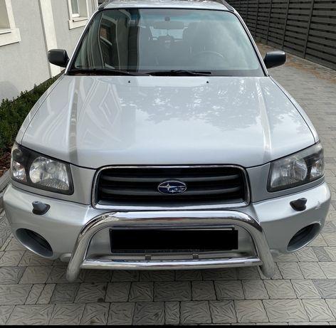 Кенгурятник Subaru Forester sg5