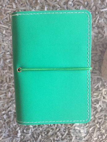 Capa de organizer pocket, verde, nova