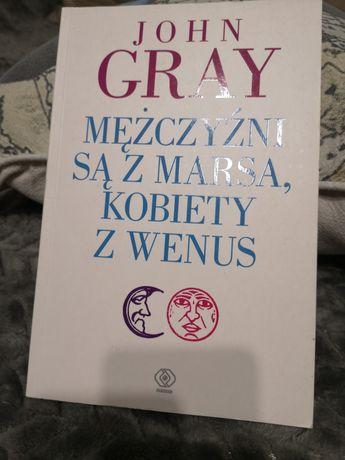 """Książka """"Mężczyźni są z Marsa, kobiety z Wenus"""""""