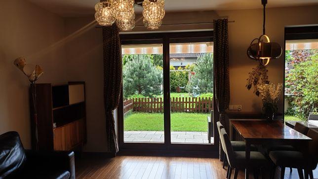 Mieszkanie z tarasem i ogródkiem 65m 3 pokoje kliny