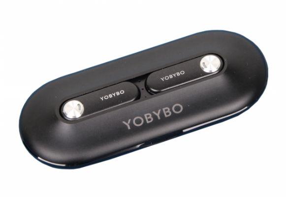 Yobybo Card20 - Tws наушники (самые маленькие в мире!)