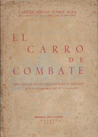El carro de combate_Capitán Sergio Gómez Alba_Gran Capitán