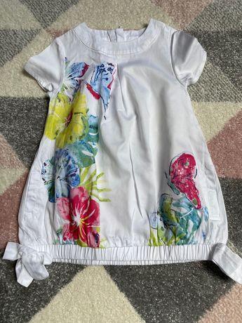 sukienka cocodrillo rozm 86