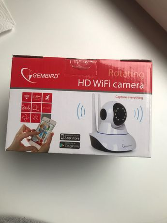 Rotaring Gd wifi camera