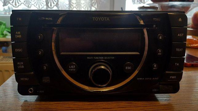 Radio ALCP-W09E Oryginał TOYOTA Hilux Hiace
