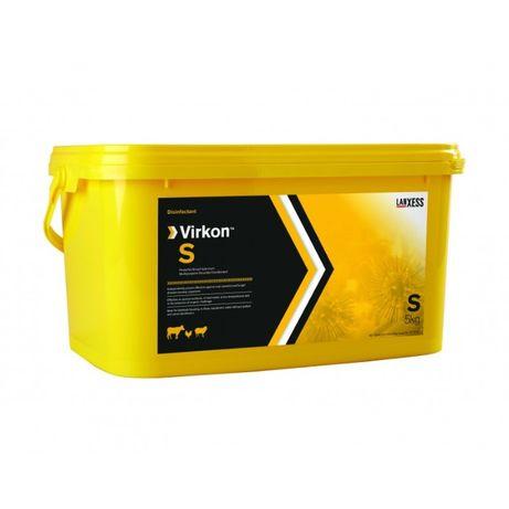 Virkon 5 kg preparat do dezynfekcji chleni,obór,kurników WYSYŁKA