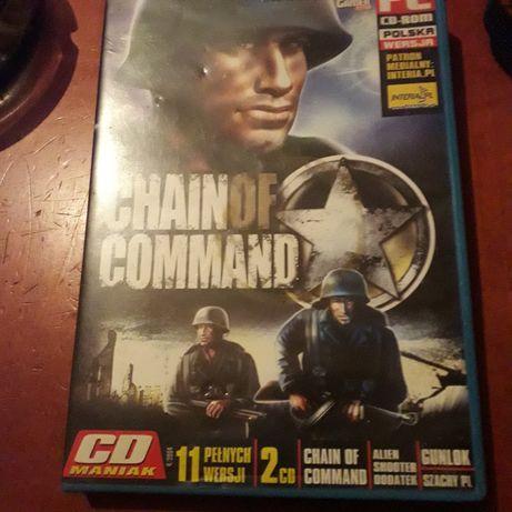 PC.gry wojenne.Chainof Command.