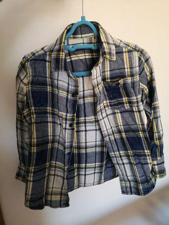 Koszula flanelowa NEXT 104