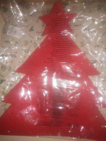 Conjunto de 2 Toalhetes para o natal novos e selados da Avon só 10€