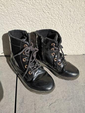 Buty botki dziewczęce H&M 28