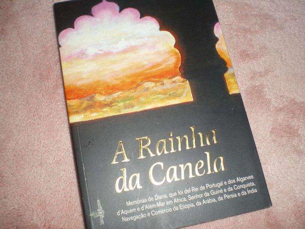 A Rainha de Canela - Ayala Montei