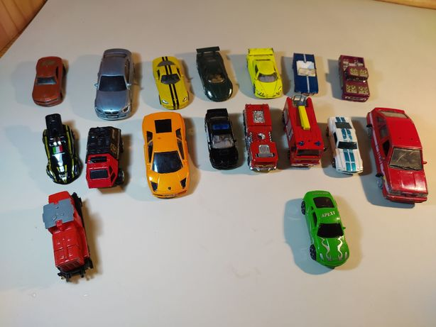 Samochodziki Resoraki
