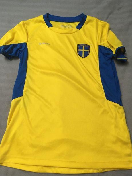 koszulka piłkarska Szwecja rozm. 156