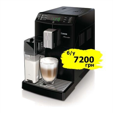 кофемашина saeco philips minuto cappuccino кофеварка саеко аппарат