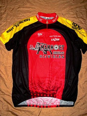 Велоджерси батальная вело-футболка Bio Racer размер батал-8
