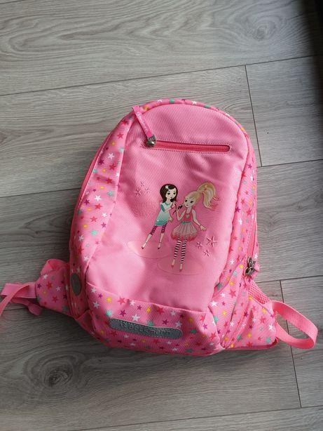 Plecak Beckmann różowy tornister