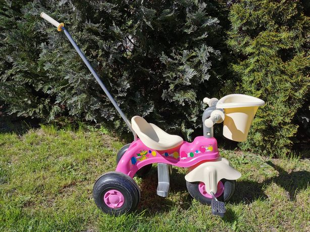 Rowerek dla małej dziewczynki