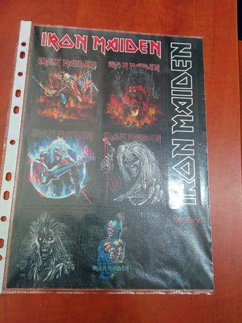 Iron Maiden - merchandise