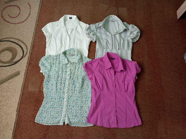 Zestaw eleganckich koszul damskich rozmiar S/M