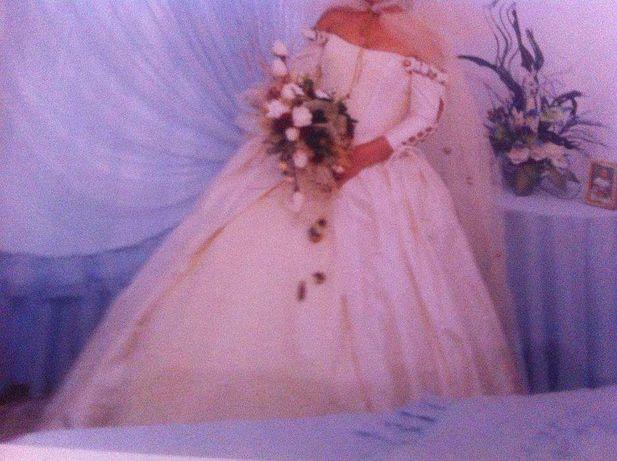 Vestido de noiva da estilista Susana Agostinho