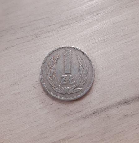 Stara moneta 1 zł 1973 rok