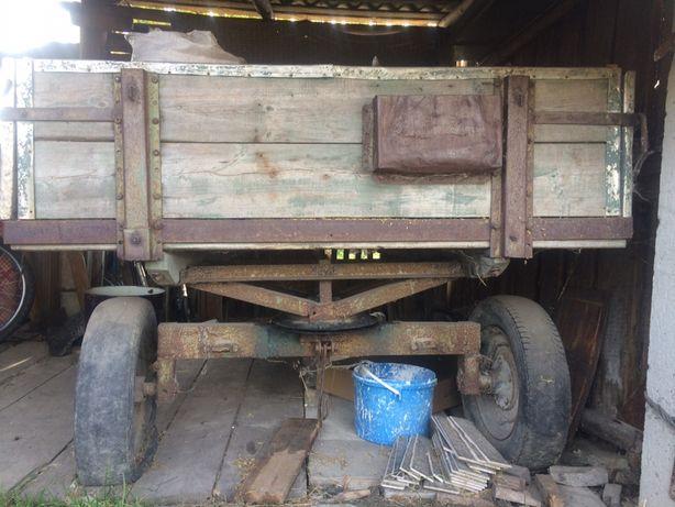 Продам Підвода, Віз для коня, можливо переробити під трактор