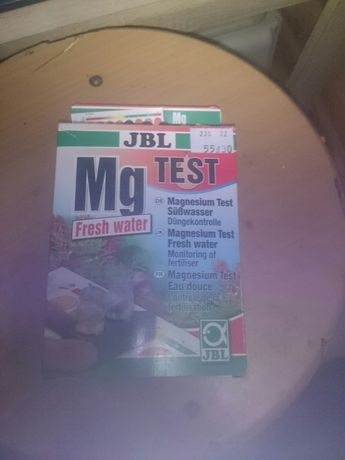 Mg Fresh Water test do akwarium