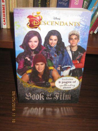 Disney Descedants (Дисней Потомки) английский язык