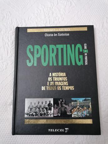 Livro Sporting CP