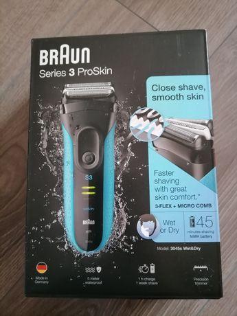 Maszynka do golenia braun series 3 pro skin