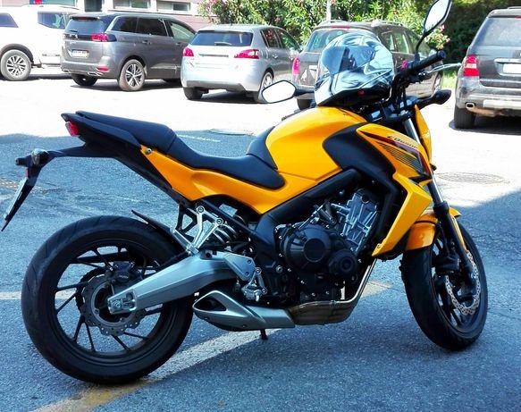 Vendo Honda cb 650f