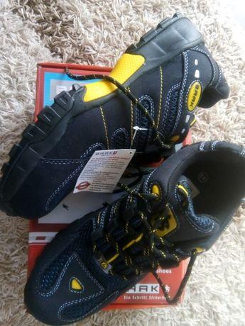 Safety buty firmy Baak