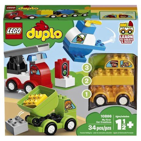 Lego Duplo 10886 Мои первые машинки. В наличии