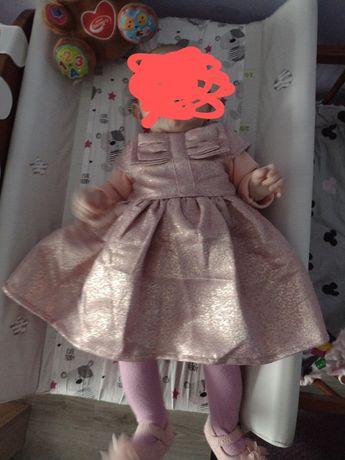 Śliczna sukienka 74