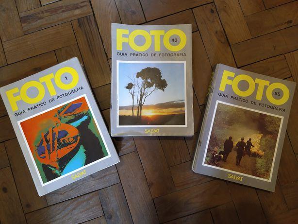 Guia Prático da Fotografia, uma colecção Salvat
