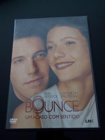 """DVD - """"Bounce Um Acaso com Sentido"""" com Ben Affleck"""