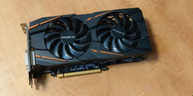 Gigabyte Radeon RX 480 8GB 256 bit GDDR5 (Samsung)