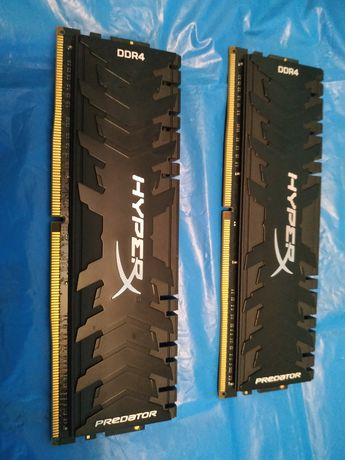 Оперативна пам'ять HyperX предатор 32 GB (2x16GB) DDR4 3333 MHz.