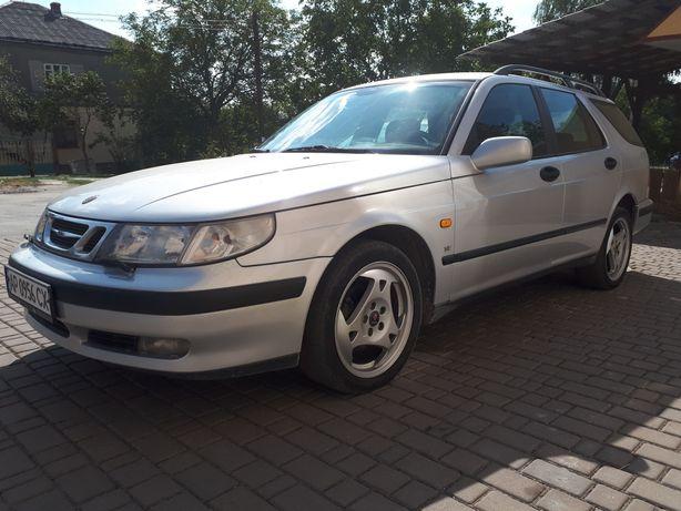 Saab 9-5, 2.3t, 1999 универсал