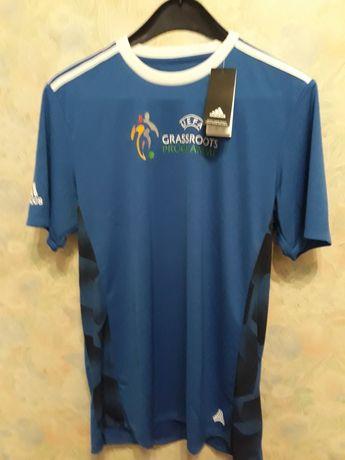UEFA футболка, р. М, новая