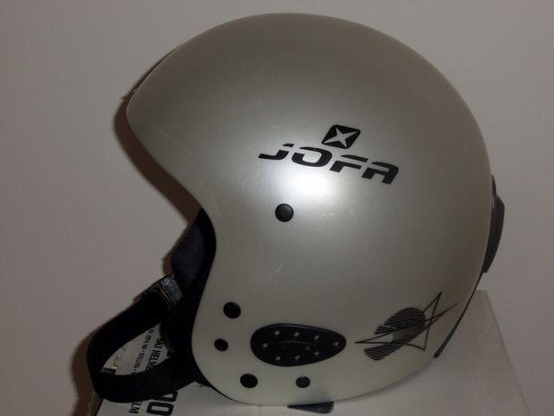 kask narciarski Jofa dla dziecka