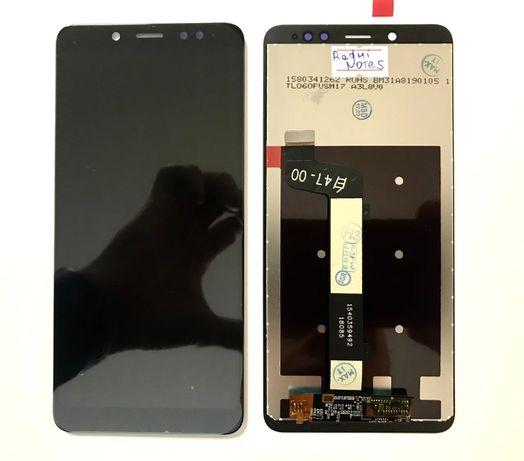 Xiaomi Redmi Note 5 5 Plus Екран Тачскрин Сенсор Дисплей модуль