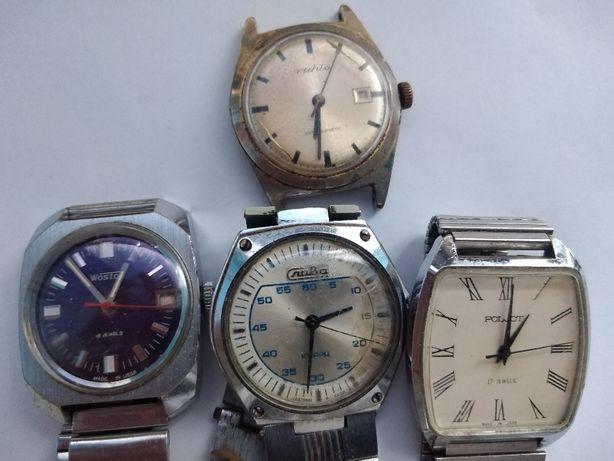 zestaw zegarów rosyjskie