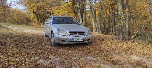 Продам Mercedes Benz s320