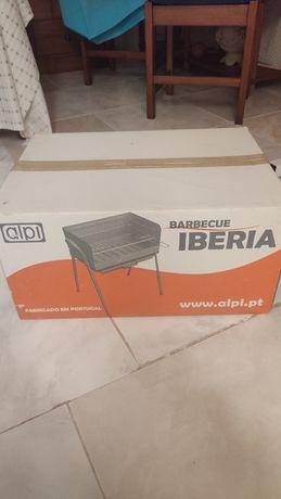 Grelhador Barbecue Iberia