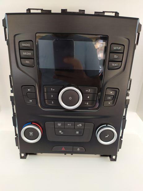 Auto rádio e consola Renault Megane 4