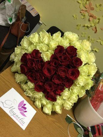 51,101 роза. Розы, тюльпаны в розницу по оптовым ценам