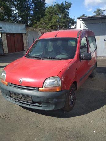 Разборка Рено Кенго Renault Kangoo long 1.9 1.5
