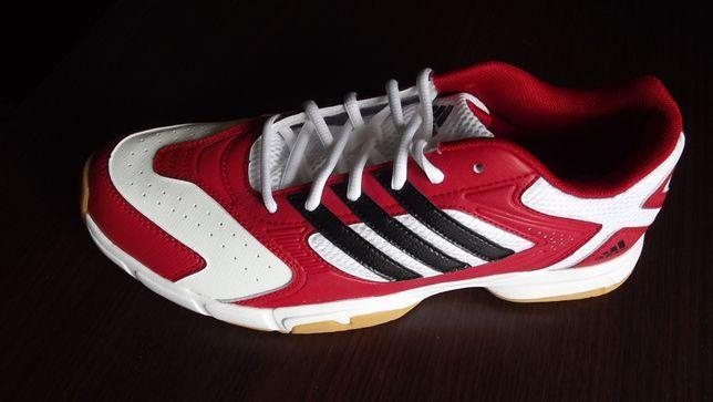 Buty męskie Adidas - r 45 1/3 - nowe - sportowe halowe siatkówka tenis